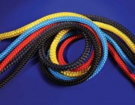 Braid on Braid, Doublebraid Polyester Solid Colour Rope 6mm 8mm 10mm 12mm