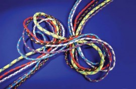 Evolution performance 16 plait Braided Pre-Stretched Control Line