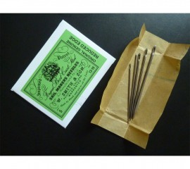 W Smith and Son Sail Makers Needles- Pk5